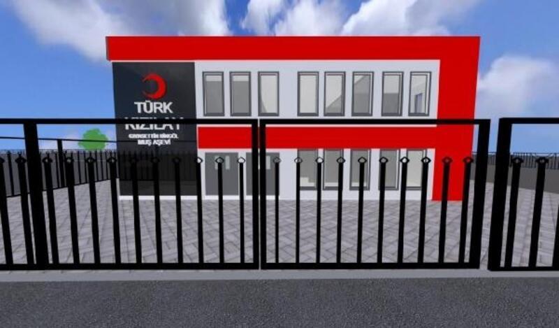 Türk Kızılay bağış ile Muş'a aşevi inşa edecek