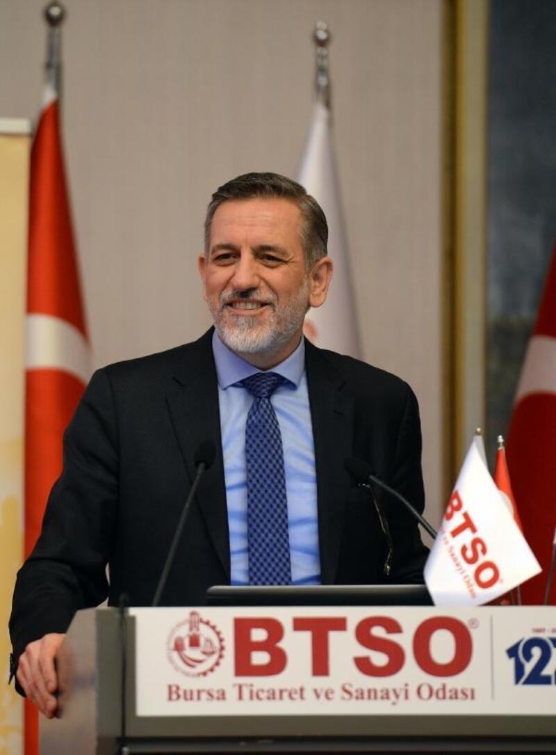 BTSO Yönetim Kurulu Başkanı Burkay: İlk yerli otomobilimizin banttan inmesini sabırsızlıkla bekliyoruz