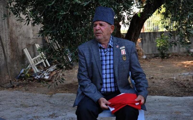 Kıbrıs gazisi, 46 yıl sonra o günleri anlattı