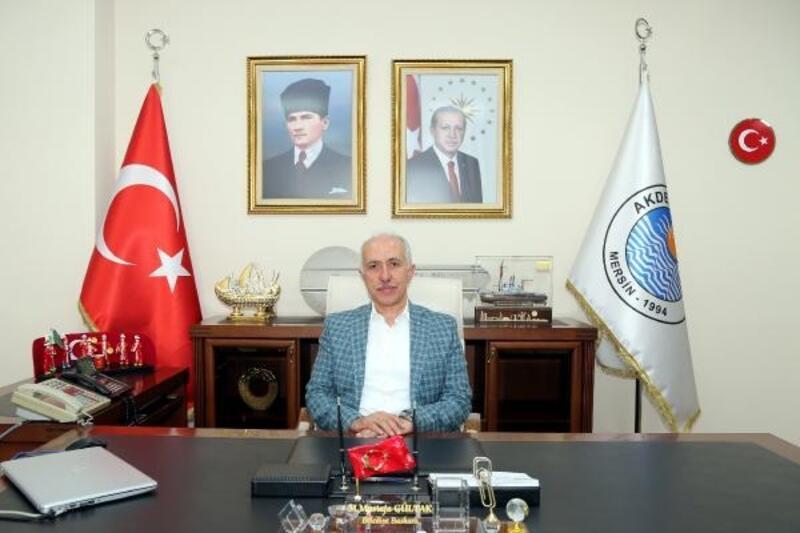 Akdeniz Belediyesi'nde görev değişimi