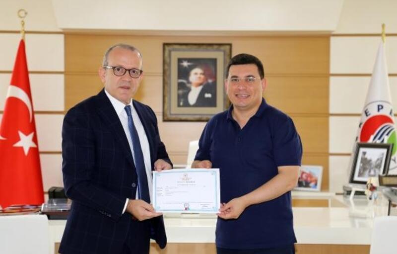 Kepez Belediyesi Tıp Merkezi ruhsatını aldı