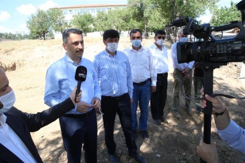 Tokat'ta mahalleler semt sahalarına kavuşuyor