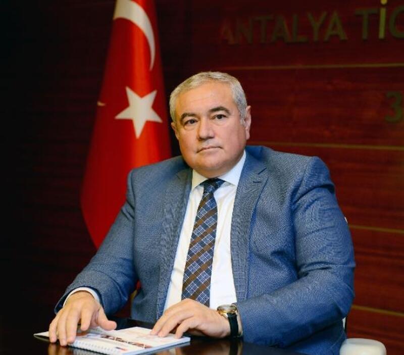 ATSO Başkanı Çetin: Antalya özel olarak ele alınmalı