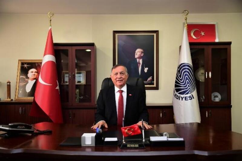 Başkan Akay'dan, Adana Demirspor'a başarı dileği