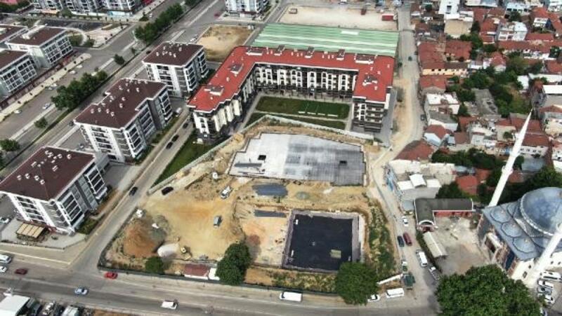 Soğanlı Kentsel Dönüşüm Projesi'nin 6 etabının temeli atıldı