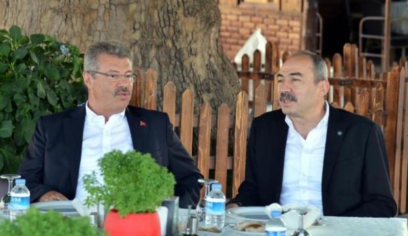 Başkan Gülsoy'dan Kayseri Şeker'e ziyaret