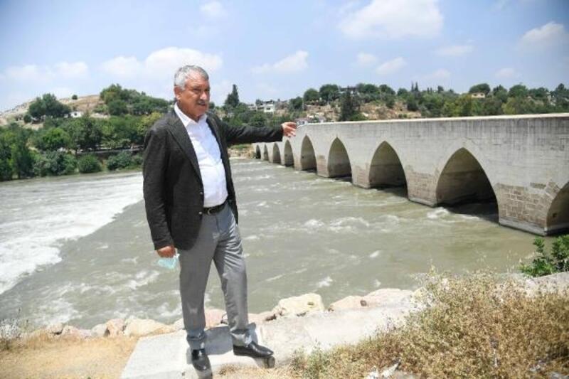 Büyükşehir, Misis'te yeni köprü için kararlı