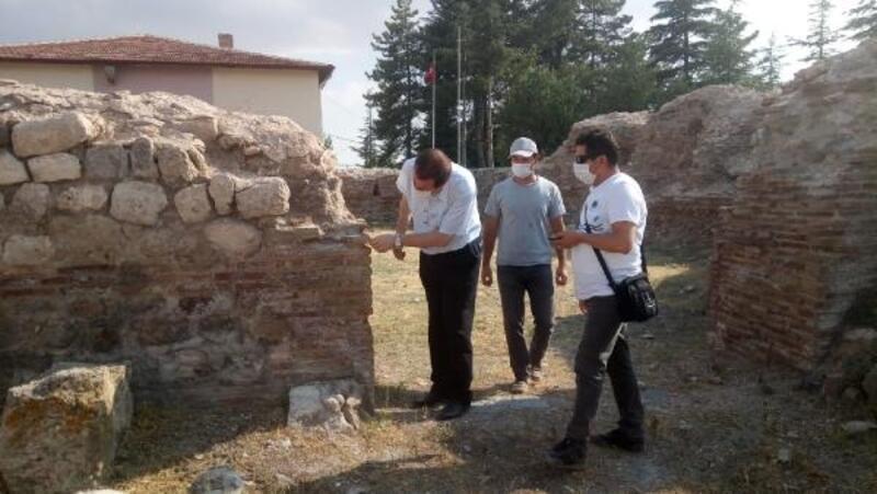 Tyana Antik kent kazıları başladı