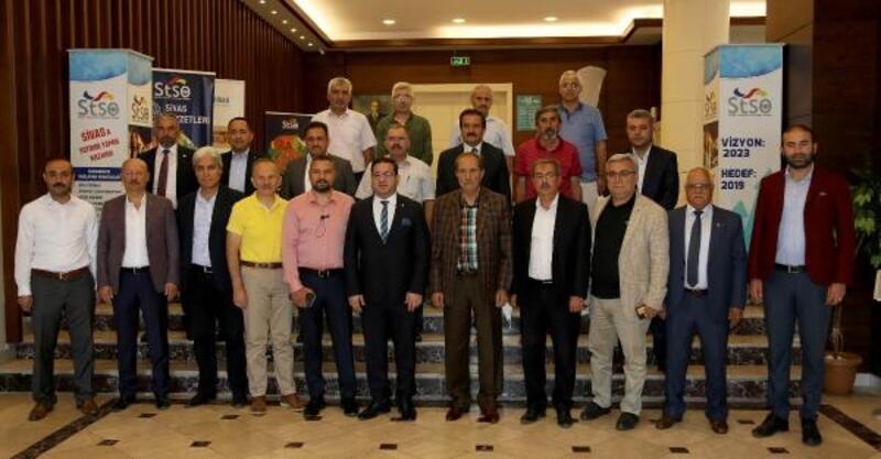Sivas'ta Başkanlar Kurulu Toplantısı gerçekleştirildi