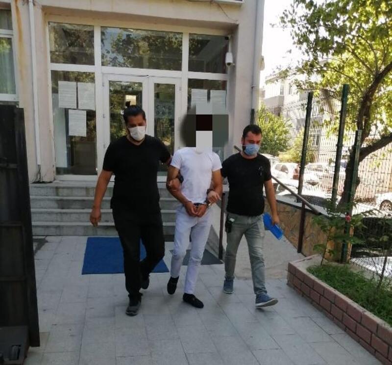 Bekçilerin yakaladığı hırsızlık şüphelisi tutuklandı