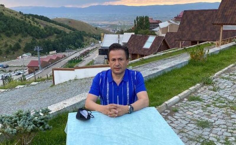Başkan Yazıcı, Tuzla halk günü buluşmasını Erzurum'dan gerçekleştirdi