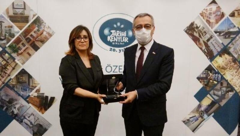 Manavgat Belediyesi'ne Müze Özendirme Ödülü