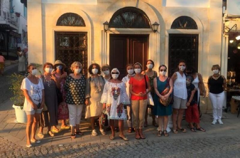 'Kalkan Kültürevi kiraya verilmesin' isteği