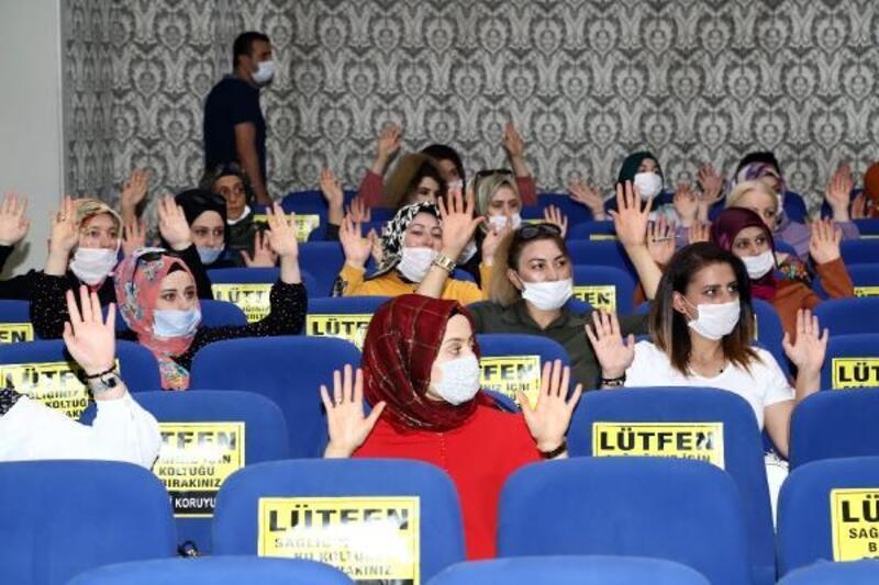 Konya Büyükşehir Belediyesi'nden esnaflara hijyen eğitimi