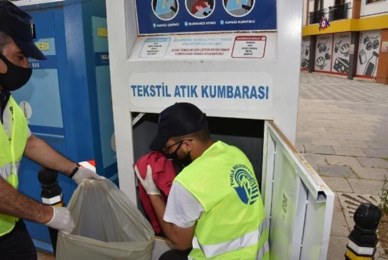 Tuzla'da geri dönüşüm çalışmaları ile ekonomiye katkı sağlanıyor