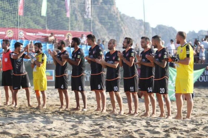 Alanya Belediyespor'dan 5 oyuncuya milli davet
