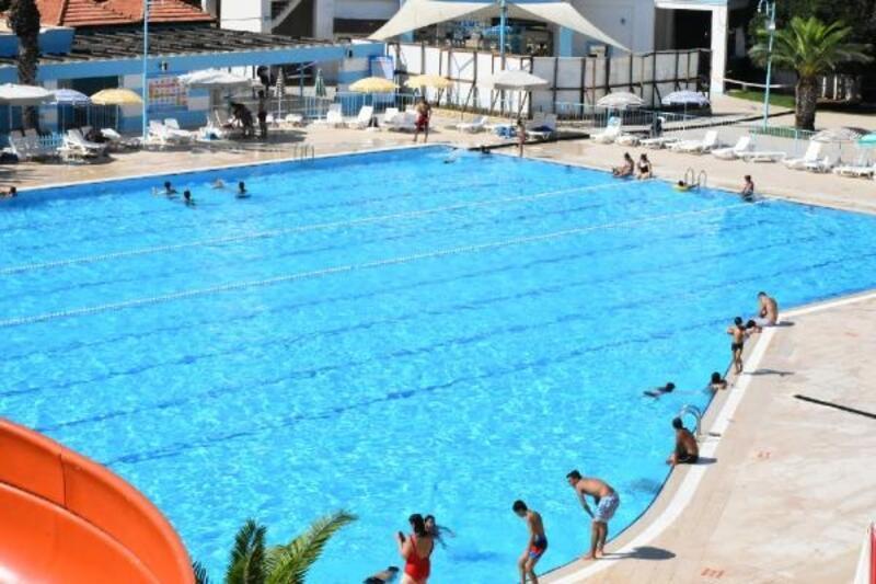 'Tarsus Su Park'sezonu açtı