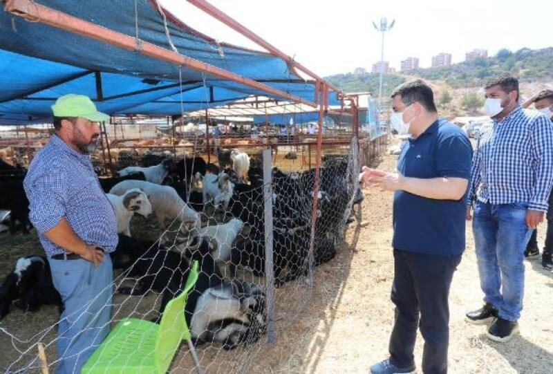 Tütüncü: Kepez'in kurban pazarları bayrama hazır