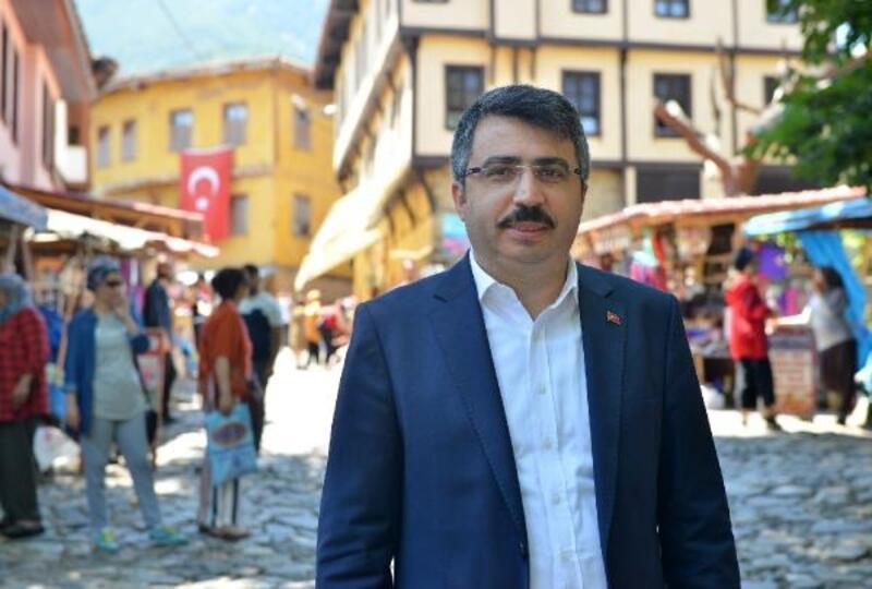 Yıldırım Belediye Başkanı Oktay, Kurban Bayramı'nı kutladı