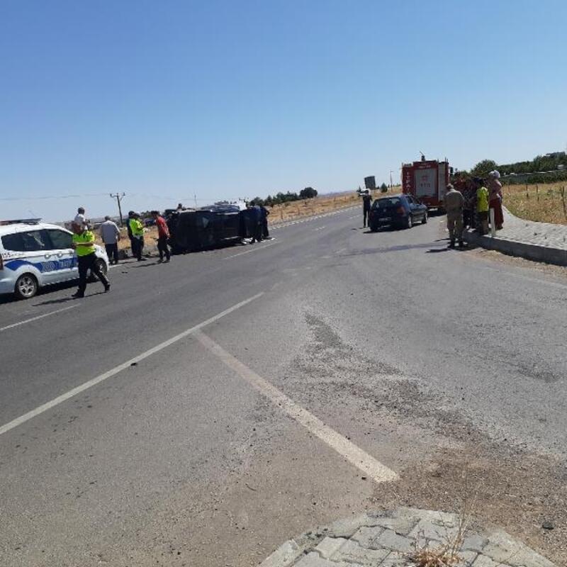Kahta'da kaza: 2 yaralı