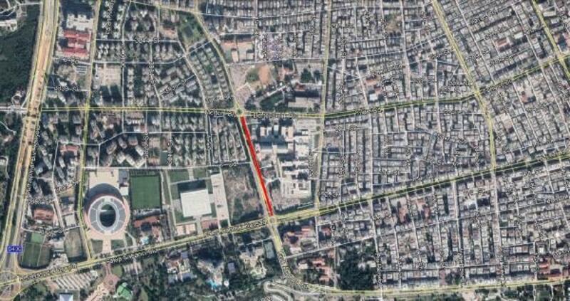 Antalya Eğitim Araştırma Hastanesi önü trafiğe kapanıyor