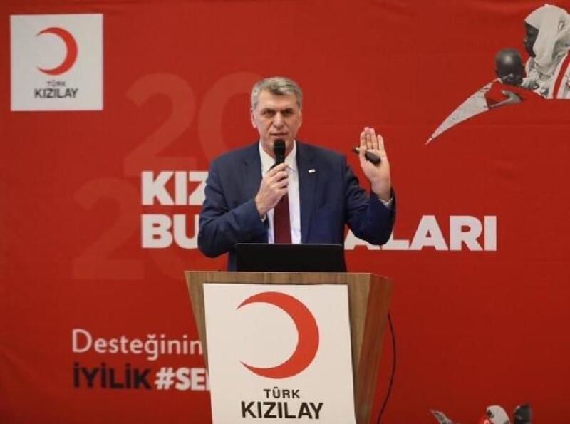 Kızılay İstanbul Büyükşehir Şubesi, Kadem Ekşi'ye emanet