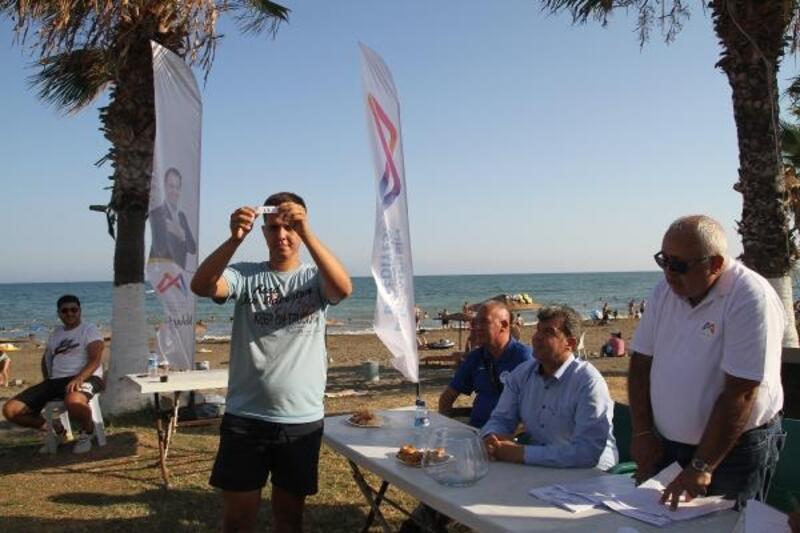 Yazlık siteler arası plaj voleybol turnuvası için kuralar çekildi