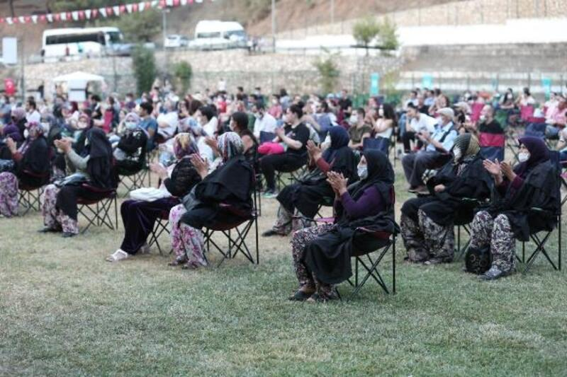 Çalı Köy Filmleri Festivali başladı