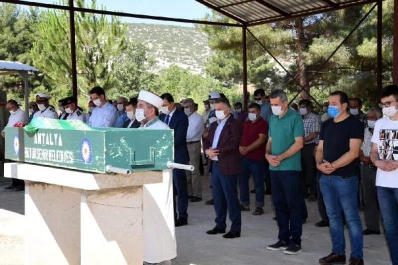 Vali yardımcısı Sezgin'in babası vefat etti