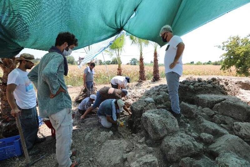 Aratos'un mezarı gün ışığına çıkarmak kazı çalışmaları sürüyor