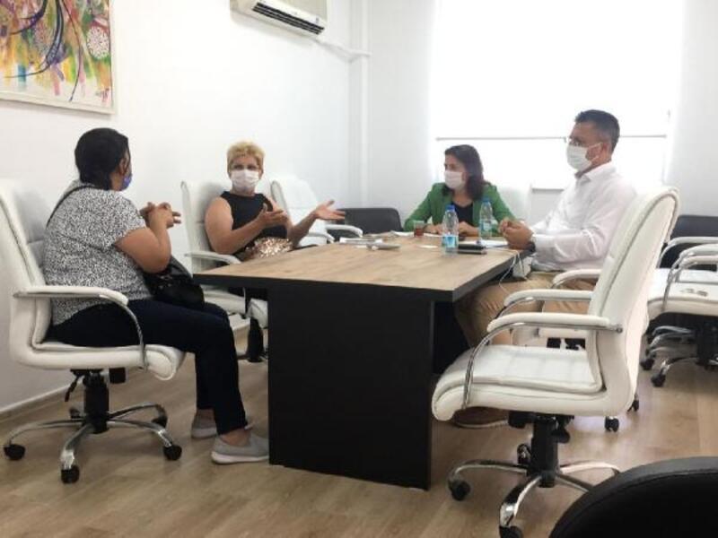 Kepez, kadın girişimcilerin elinden tutuyor