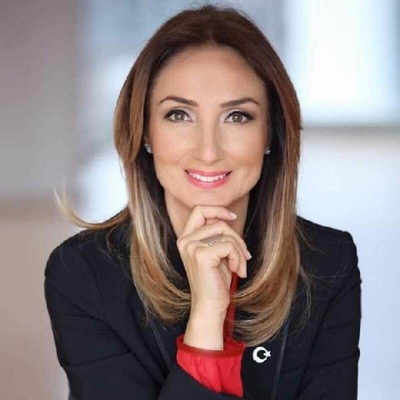 Antalya'dan Bahar Önal, CHP Kadın Kolları yönetiminde