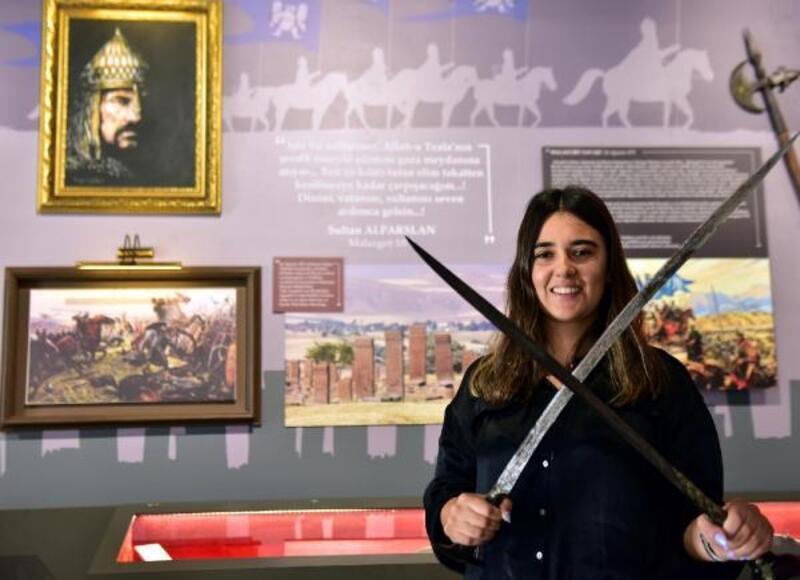 Malazgirt Destanı, Anadolu Şehitler Müzesi'nde