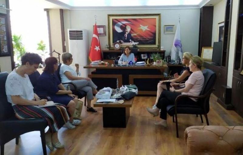 Mezitli Belediyesi, Safranbolu'da kadın üretici pazarı örgütlüyor