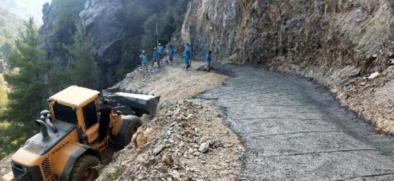 Görme engelli Azamet'in yol sorunu çözüldü