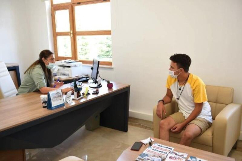Altındağ'da üniversite adaylarına tercih desteği