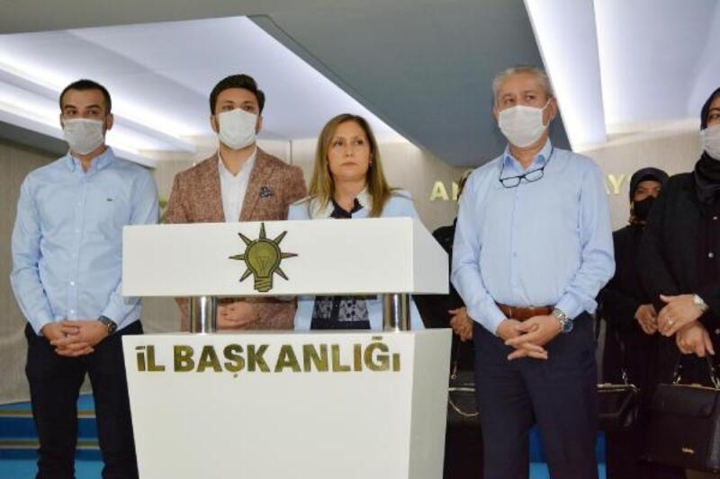Kayseri'de AK Partili kadınlardan Dilipak hakkında suç duyurusu