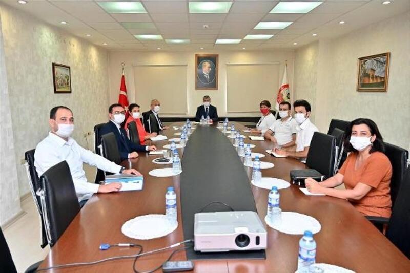 Osmaniye Valiliği, proje ofisi oluşturdu