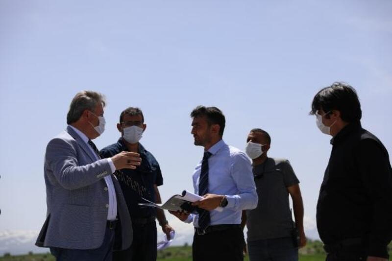 Başkan Palancıoğlu, ulaşım çalışmalarını inceledi