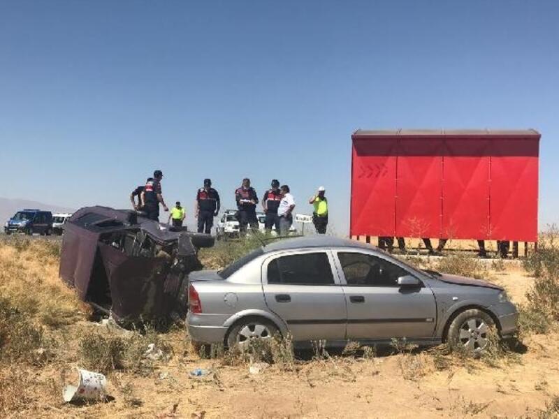 Niğde'de trafik kazası: 7 yaralı