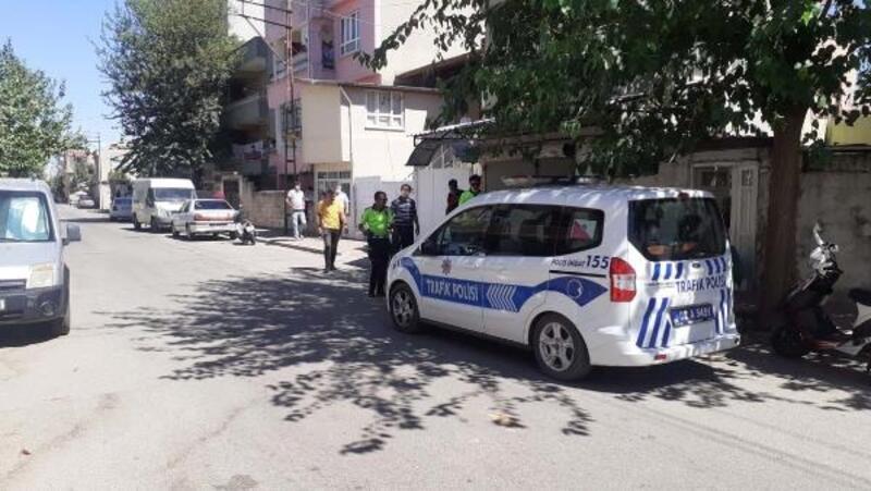 Adıyaman'da motosikletin çarptığı çocuk yaralandı