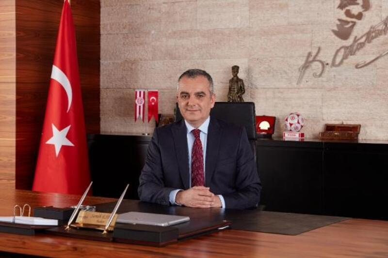 Başkan Esen, tedbir amaçlı evde izole