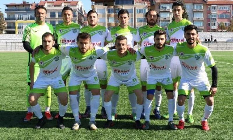 Yeşilova Belediyespor, Bölgesel Amatör Lige yükseldi