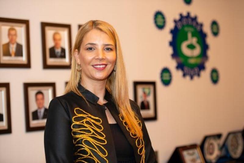 DOSABSİAD Başkanı Çevikel: Pandemi sürecinde sanayici üretmekten vazgeçmedi