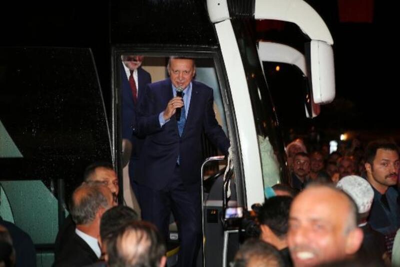 Cumhurbaşkanı Erdoğan'ın Rize programı belli oldu