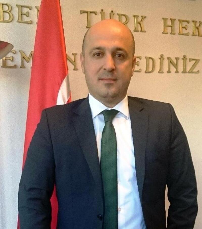 Dr. Halil Nacar, Adana İl Sağlık Müdürü oldu