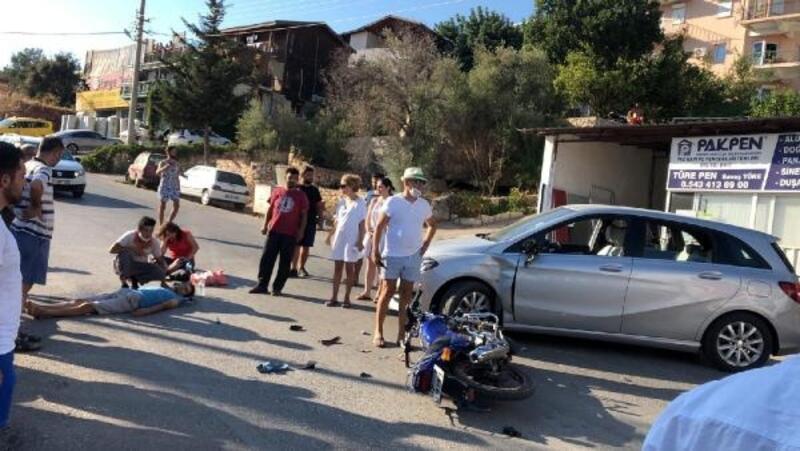 İki kazada 5 yaralı