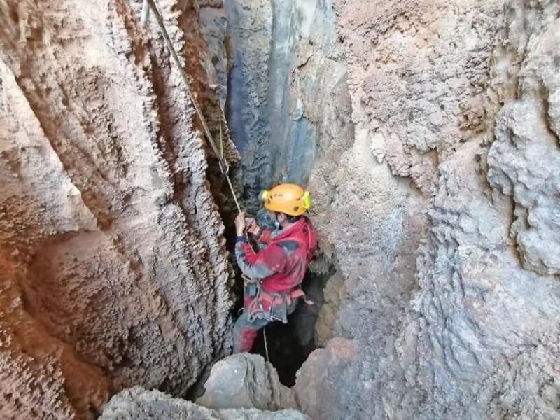 Anamur'un yeni gizemi: Mısır PatlağıMağarası