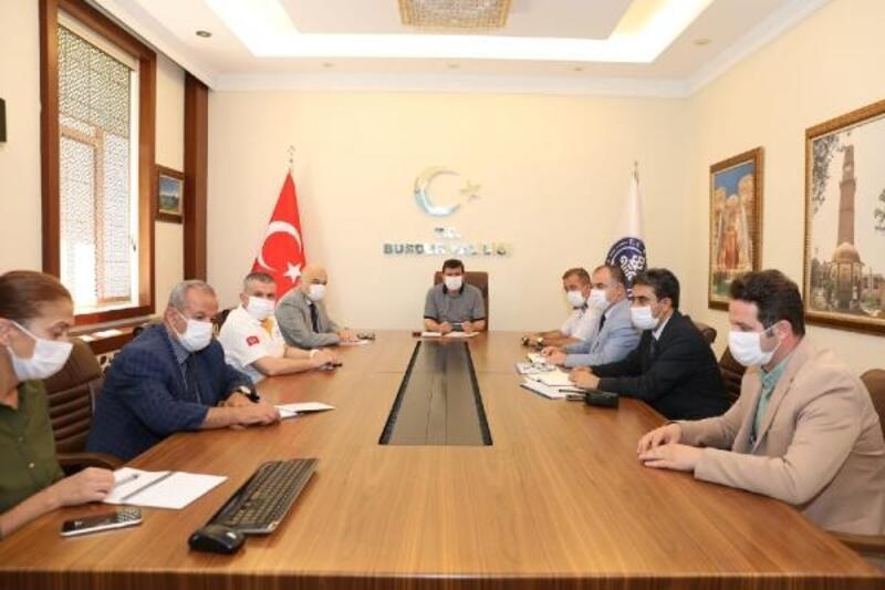 Burdur'da mahalle denetim ekipleri oluşturuldu