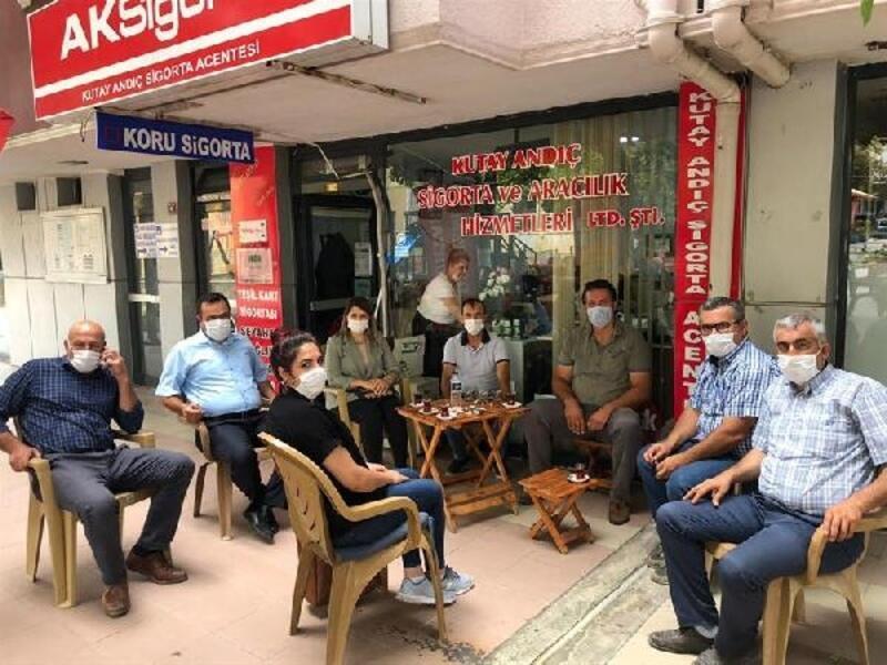 Kırklareli'de DİTAP projesi köylerde tanıtılıyor